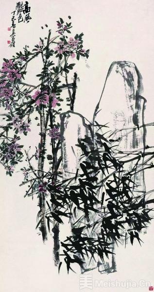 潘公凯:近代笔墨的趋势