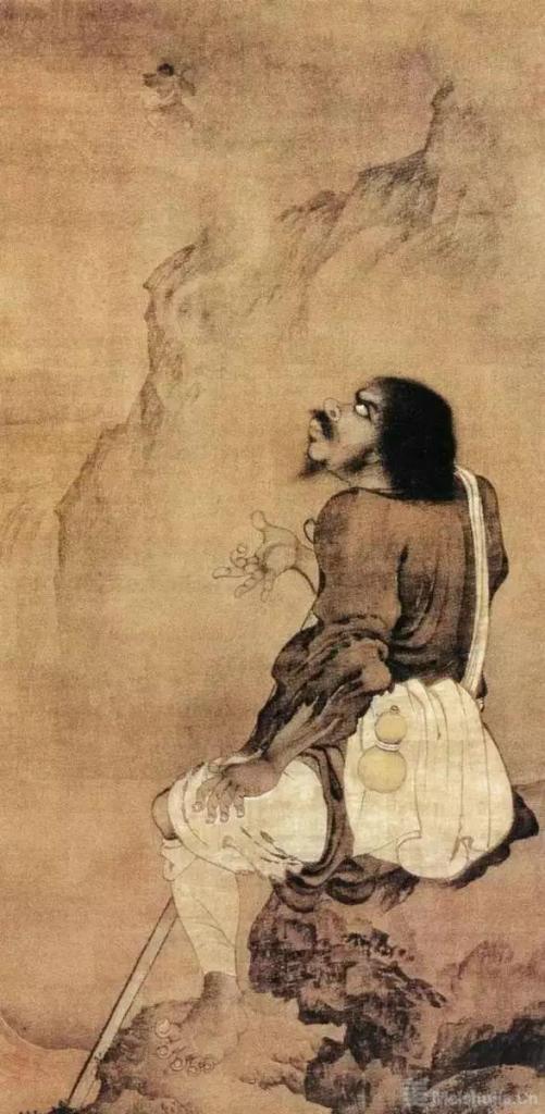 吴山明:有两类画家会在绘画史上留下痕迹