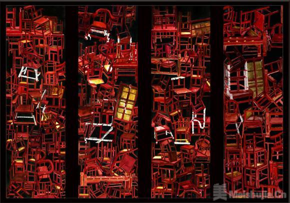 """""""程•式""""中国戏曲学院新媒体艺术系 绘画专业2020届毕业生优秀作品展"""