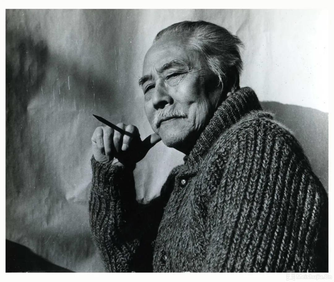 自强不息—叶浅予自选速写作品研究展在中国国家画院美术馆展出