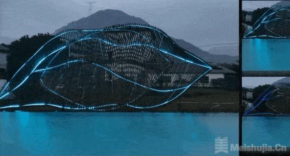 """第十一届""""从洛桑到北京""""国际纤维艺术双年展线上开幕"""
