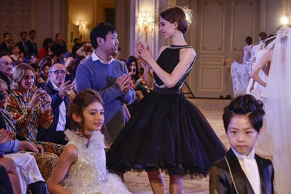 LIU LISI PARIS高定礼服五周年回顾暨时装发布